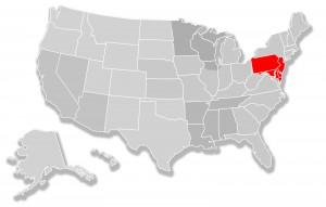 Mid-Atlantic Territory