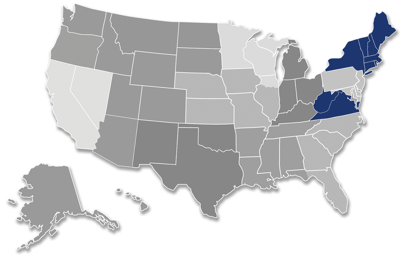 East / Northeast Territory