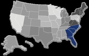 Southeast Territory