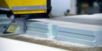 Cutting Foam