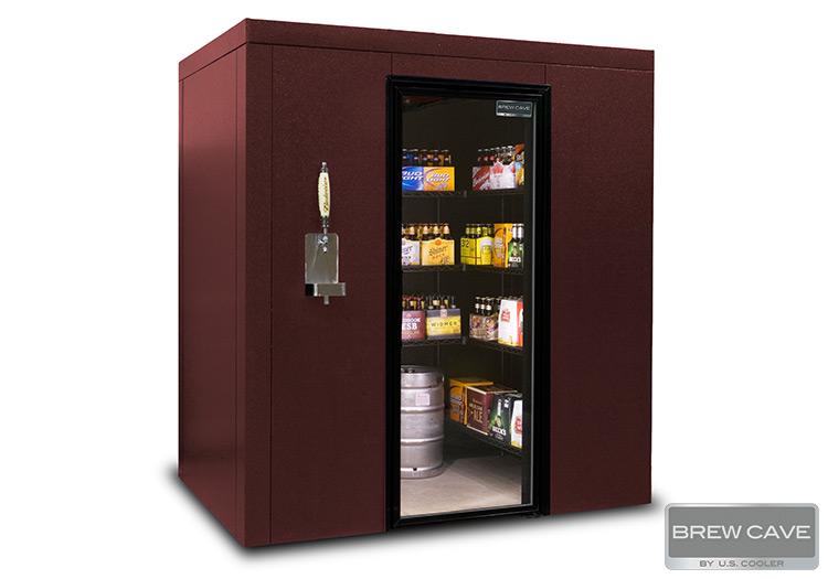 Large beer fridge