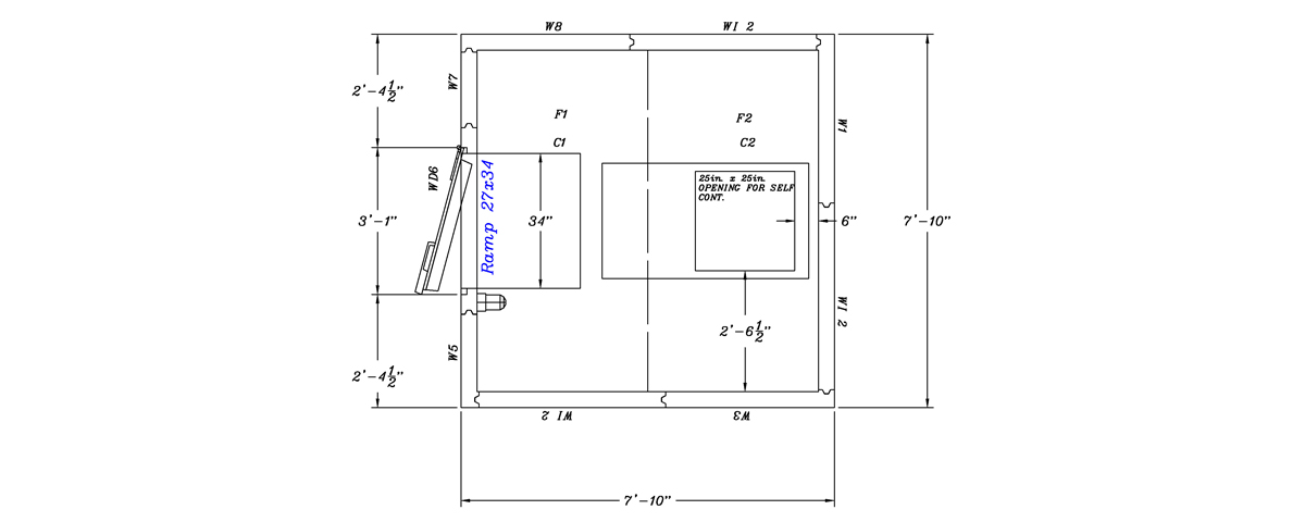 Create Walk-In Drawings – U.S. Cooler on ic schematic diagram, a schematic circuit, circuit diagram, layout diagram, simple schematic diagram, a schematic drawing, template diagram, as is to be diagram, ups battery diagram,