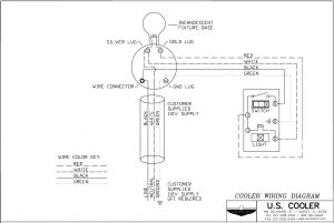 Cooler Wiring Diagram – U.S. CoolerUS Cooler