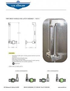 Vert-Ergo Data Sheet