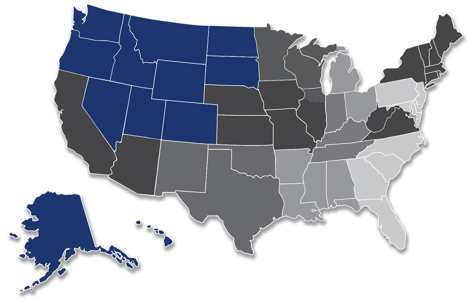 T2 - Northwest/Mountian States Territory